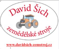 David Šich -zemědělské stroje